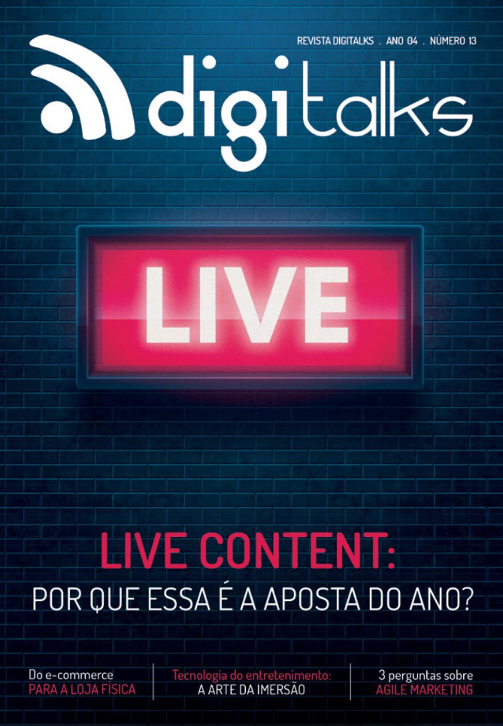 Revista Digitalks - Edição 13 by Digitalks - issuu b92cca03a1