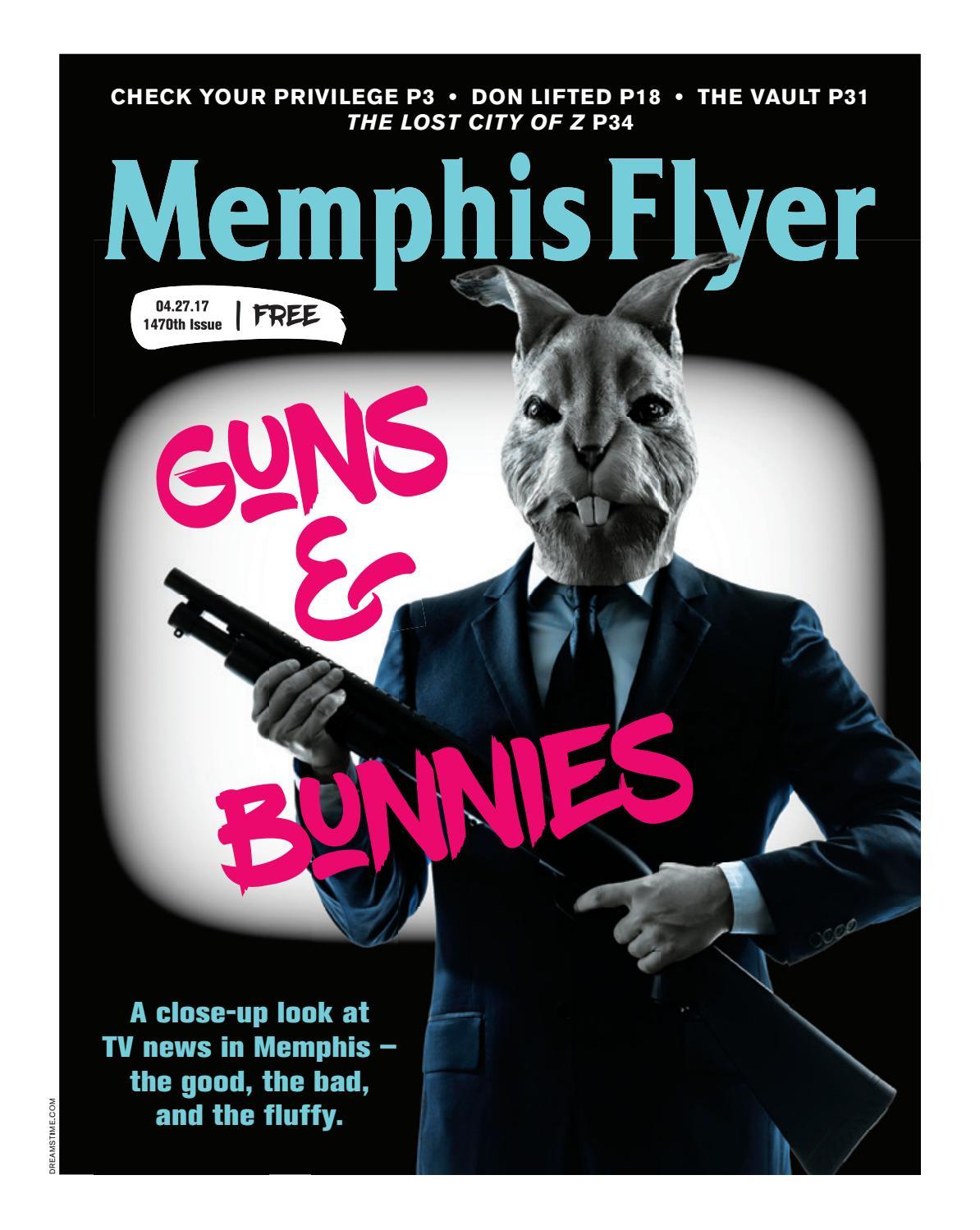 Memphis Flyer 42717 By Contemporary Media