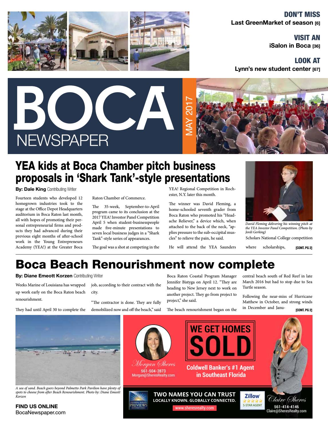 Boca Newspaper  e85bc9e58