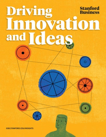 Stanford GSB Driving Innovation and Ideas ebook by Stanford MSx