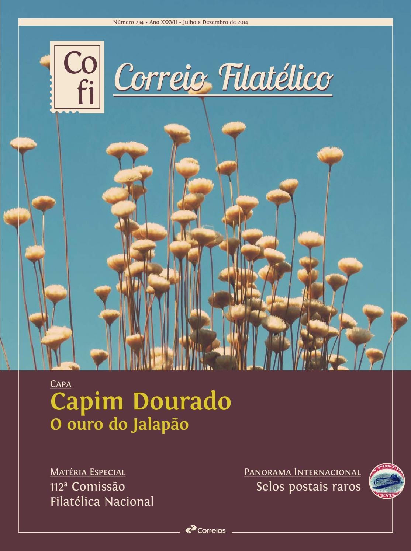 Cofi 234 by Correios – Empresa Brasileira de Correios e Telégrafos - issuu 60f50bcab029f