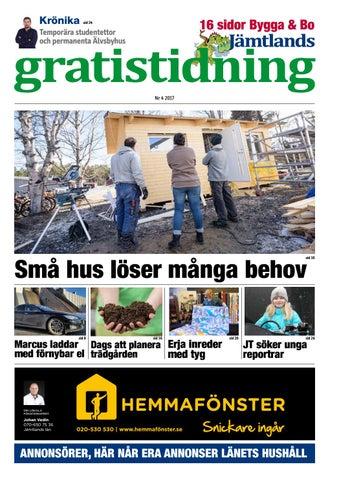 Jämtlands Gratistidning nr 4 2017 by Jämtlands Tidningar - issuu 4ba92ef519b8b