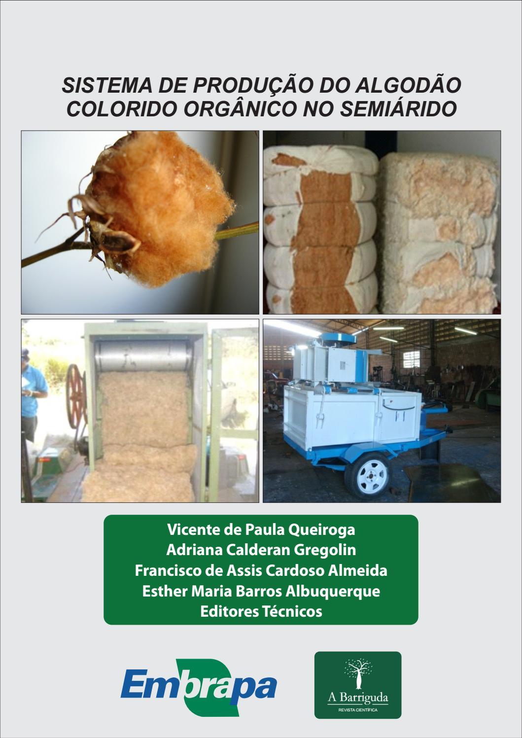 Sistema de Produção de Algodão Colorido Orgânico no Semiárido by abarriguda  - issuu f36edad513