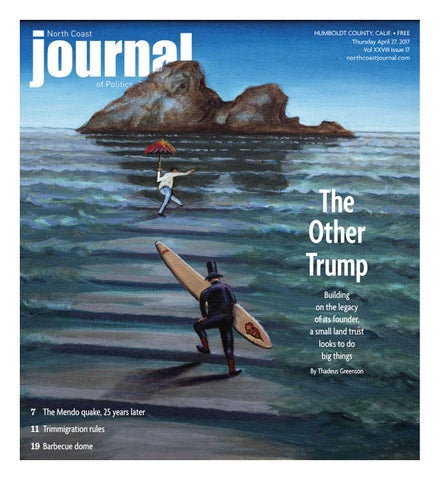1c8ce7ff0 North Coast Journal 04-27-2017 Edition by North Coast Journal - issuu