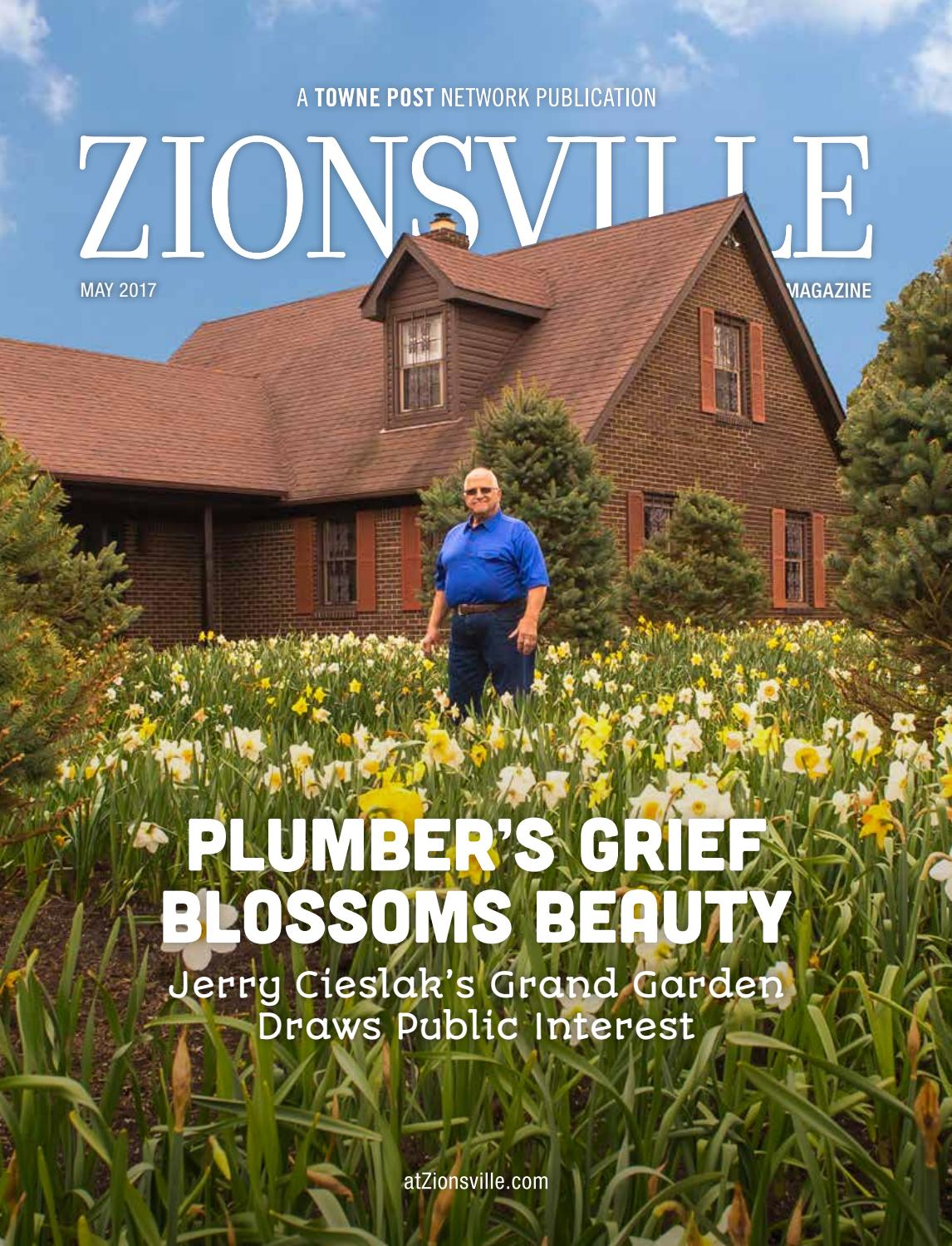 Zionsville Magazine May 2017 by Towne Post Network, Inc. - issuu