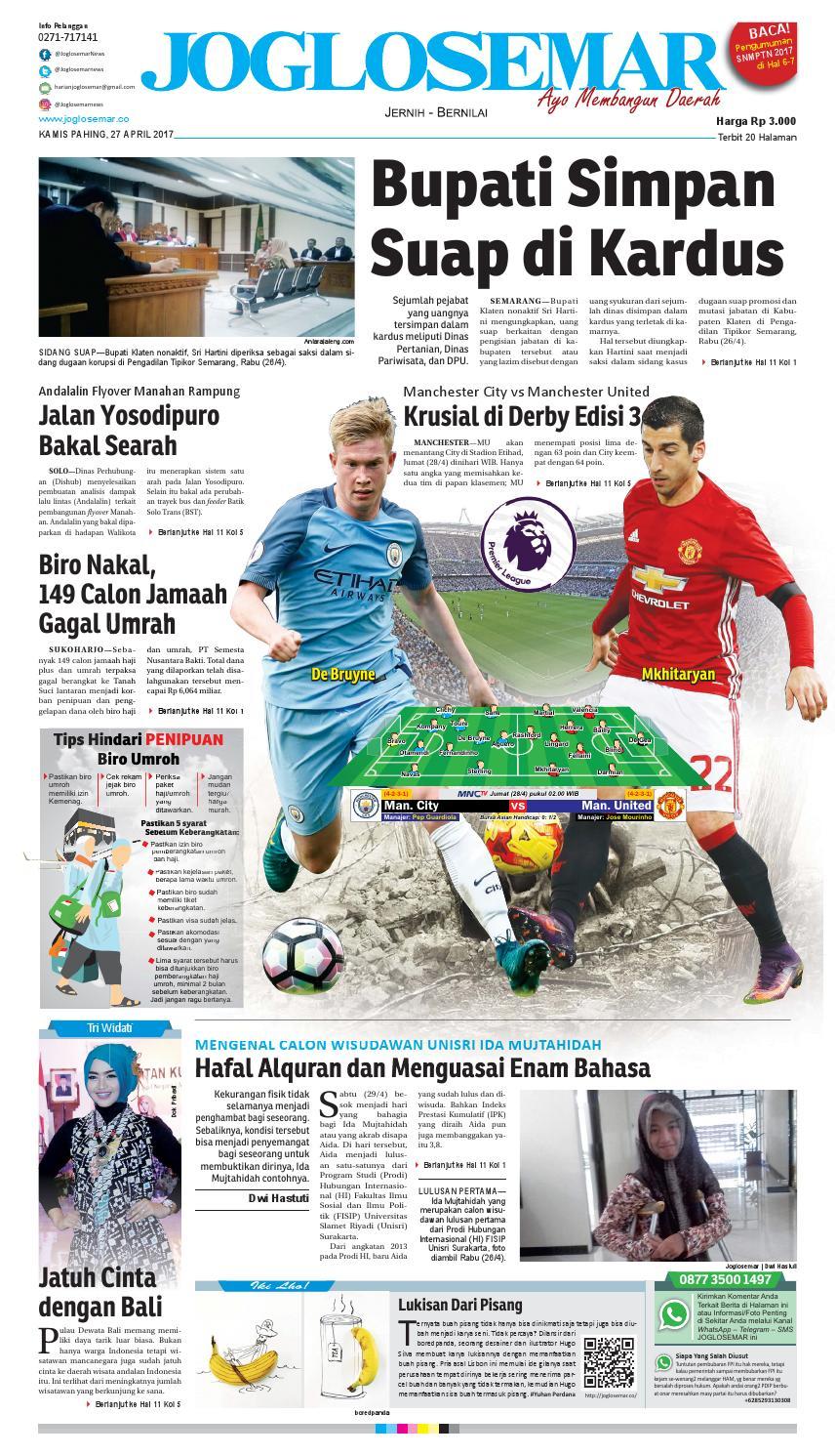 E Paper 27 April 2017 By Pt Joglosemar Prima Media Issuu Keripik Tahu Alip Bintang Terang Pgp