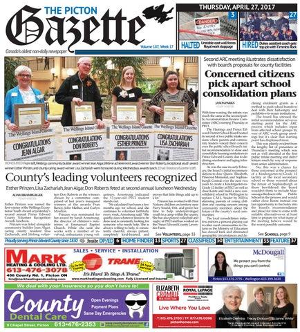 f8e586c60b8 Picton Gazette April 27