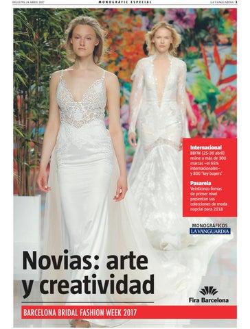 5cc576afbb Bridal Fashion Week by Edicions Clariana - issuu