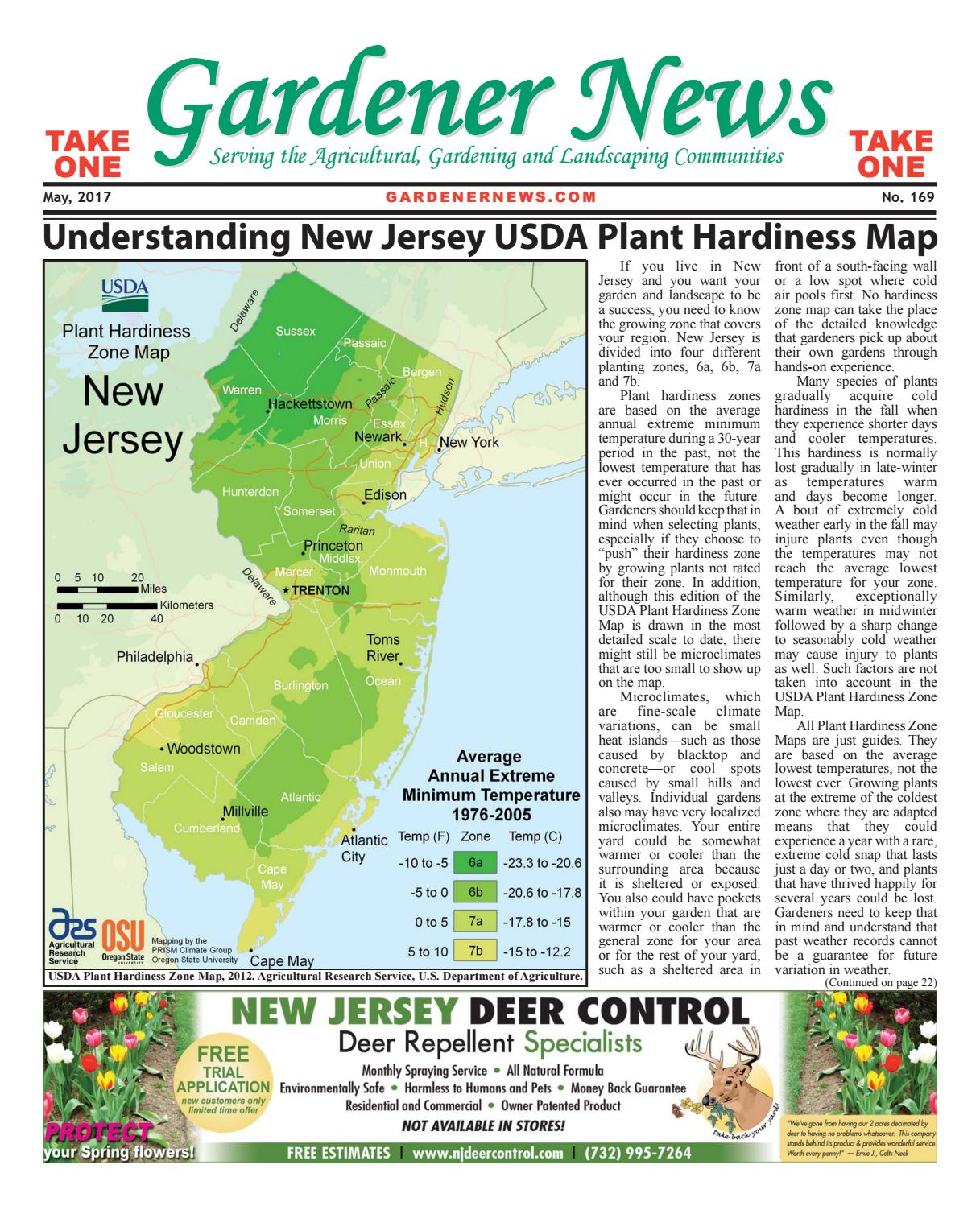 Gardener News May 2017 By Gardener News