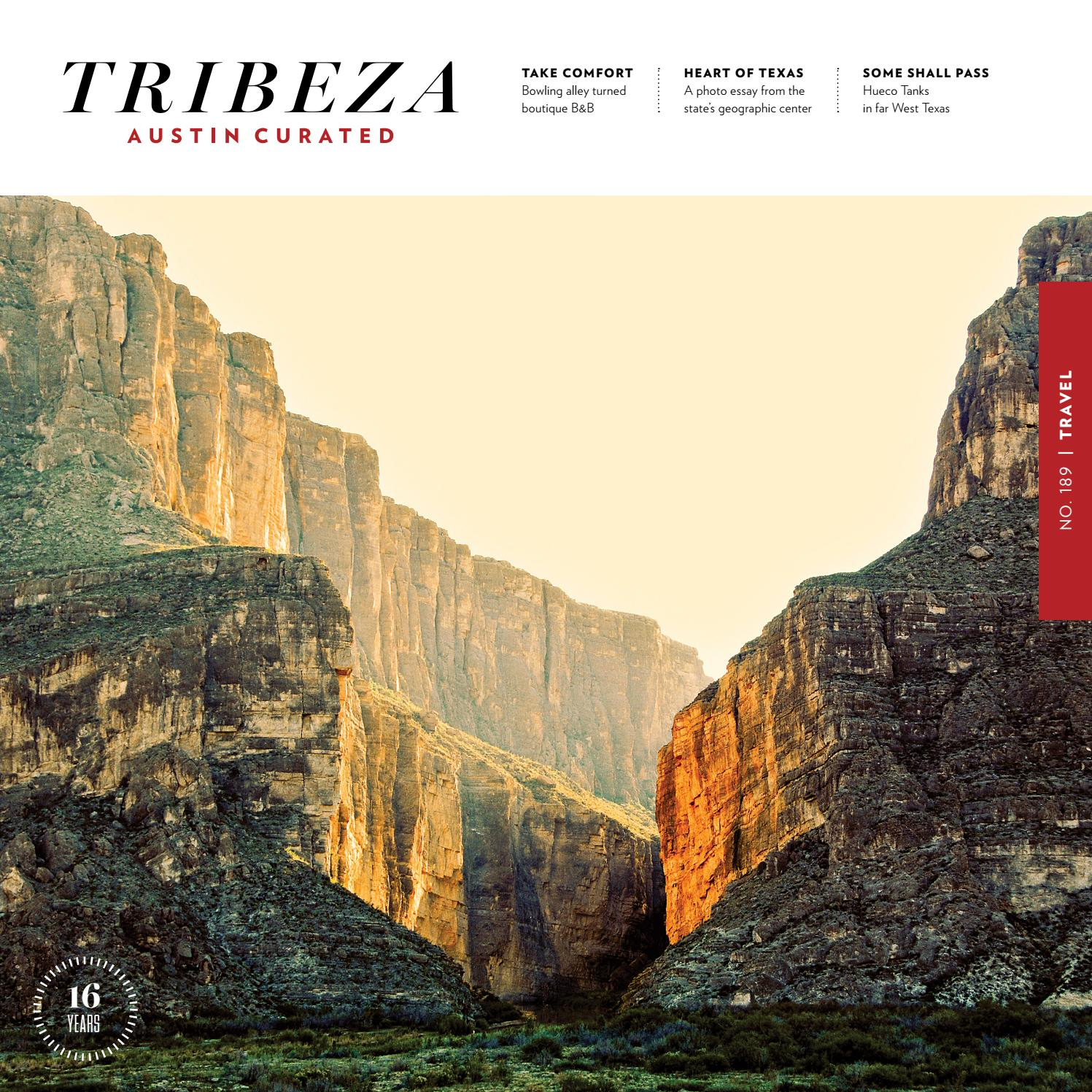 ee4395fc77ec3 TRIBEZA May 2017 by TRIBEZA Austin Curated - issuu