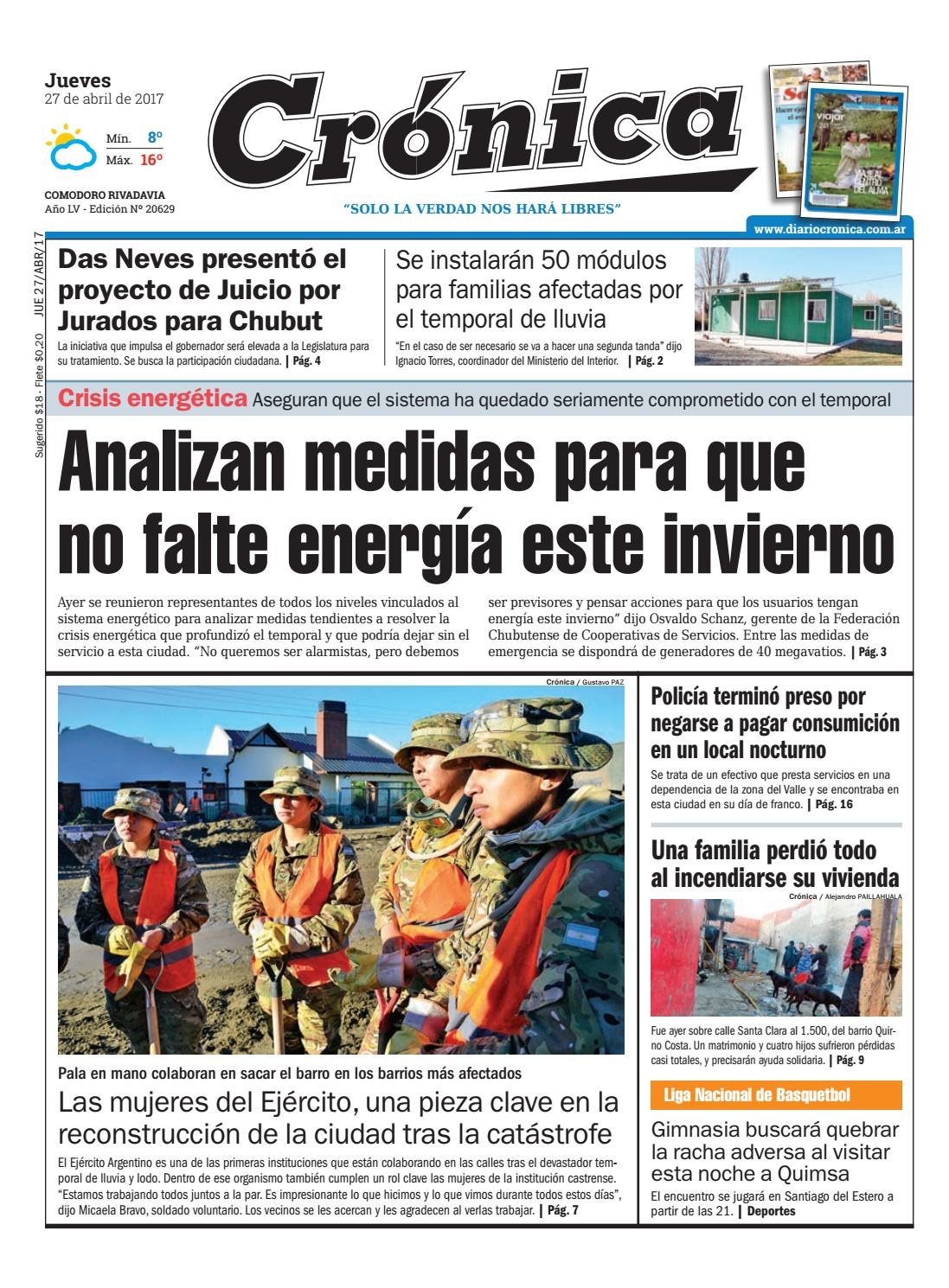 C84015a28e740fe8a3a69285bfd47f70 by Diario Crónica - issuu