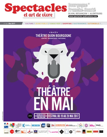 By Spectacles Dijon Mai 2017 N°165 Publications TF1c3JuKl