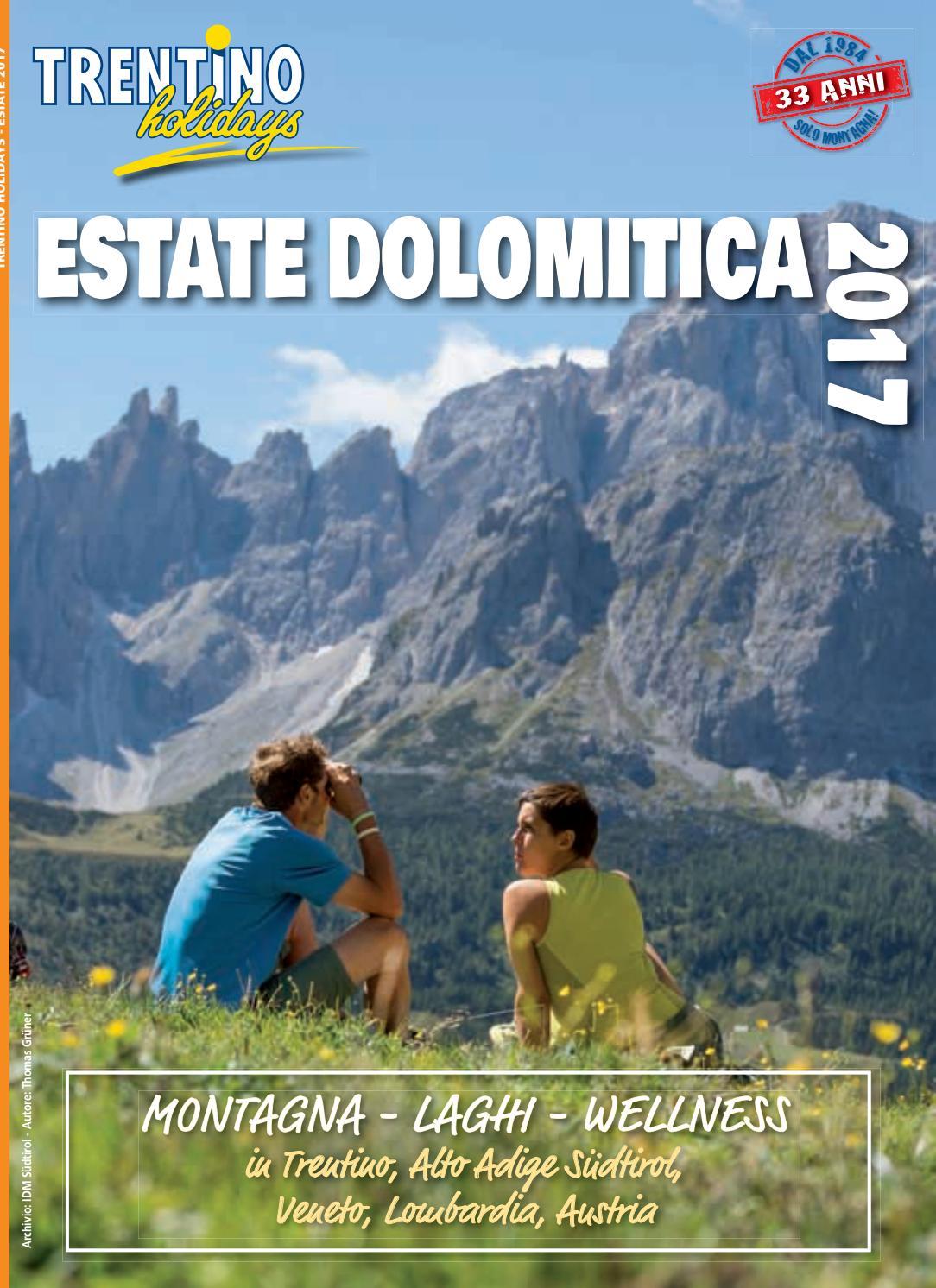 Studio Massaggio Shiro Su Lettino Con Materasso Ad Acqua Calda.Trentino Holidays Catalogo Estate 2017 By Enrico Luchi Issuu