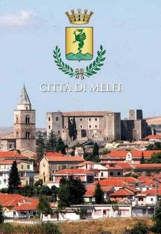 Città di Melfi by Grafica080 - issuu