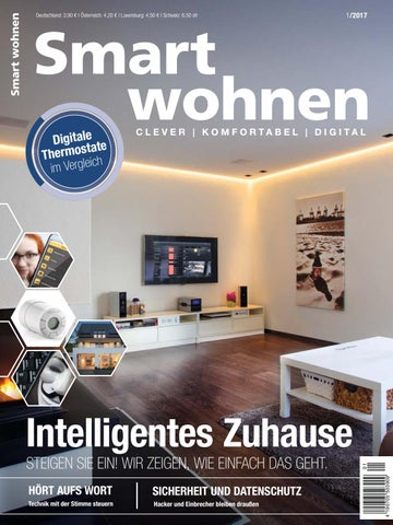 smart wohnen 1 2017 by family home verlag gmbh issuu. Black Bedroom Furniture Sets. Home Design Ideas