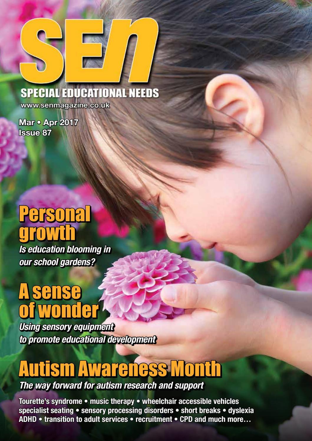 Sen Magazine Sen87 Mar Apr 2017 By Issuu Simple Brain Diagram For Kids Aofcom