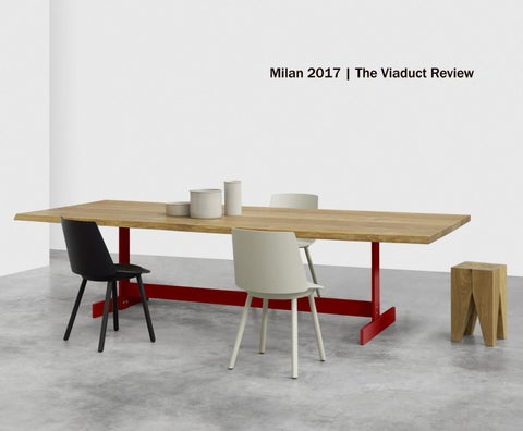Viaduct Salone Del Mobile Review 2017
