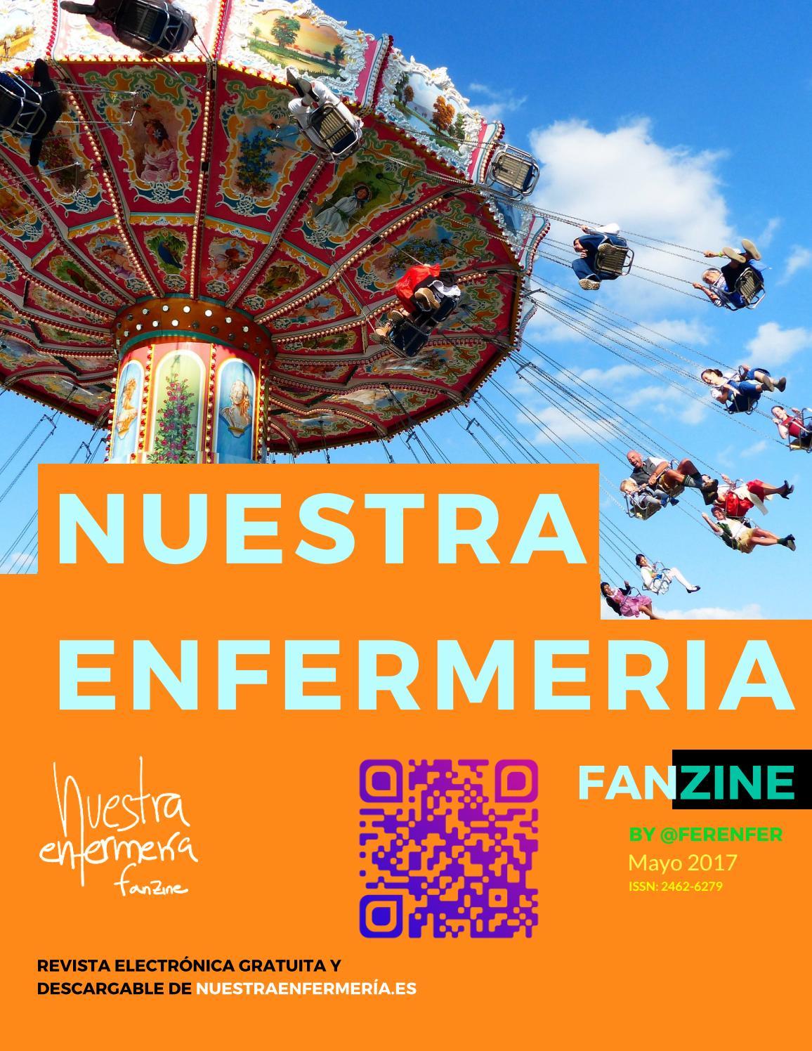 Fanzine Enfermería mayo 2017 by Nuestra Enfermería Fanzine - issuu