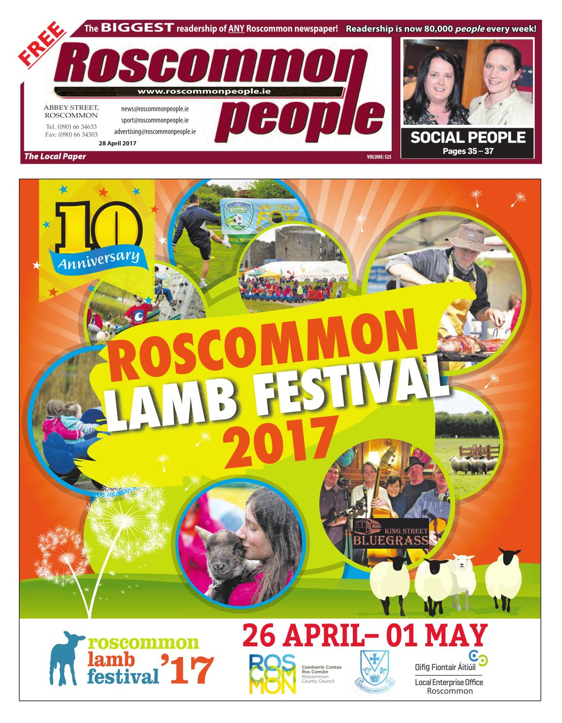2017 04 28 by Roscommon People - issuu b755cf17cf