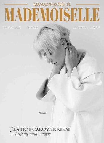 b185fe1aade74 Mademoiselle czerwiec by MADEMOISELLE - issuu