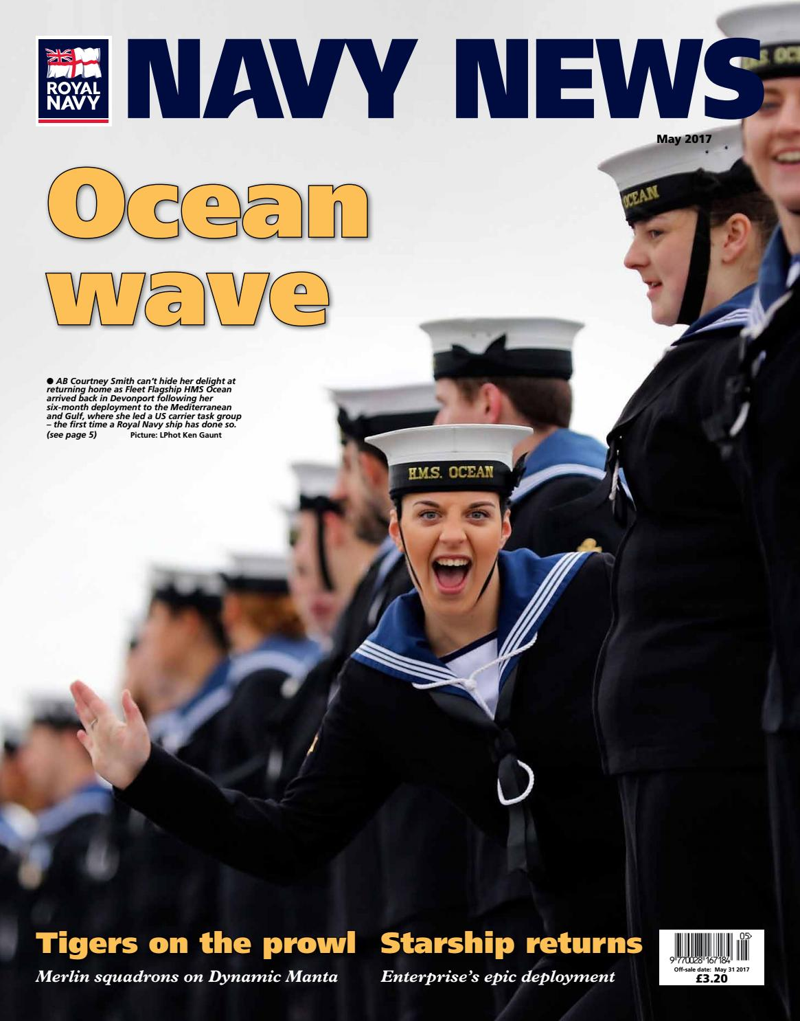 201705 by Navy News - issuu