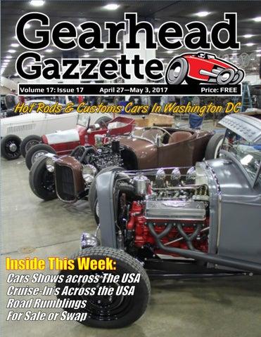 60 Oct 2005 Super Deuce Special Hospitable Cruzin Magazine No