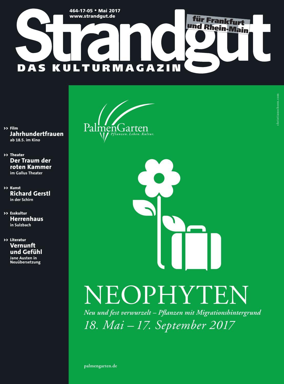 Strandgut 05/2017 By Strandgut Kulturmagazin   Issuu