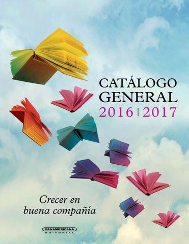 c6cc3c9bf Catálogo general 2016 2017 editorial panamericana by Editorial ...