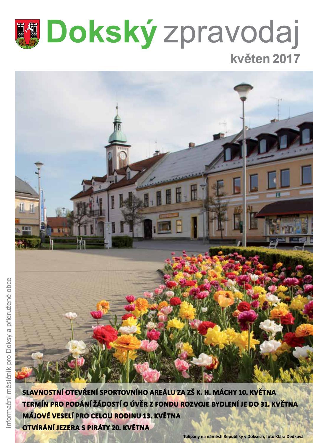 Dokský zpravodaj 05 2017 by Kulturadoksy.cz - issuu 203c8b0eb2