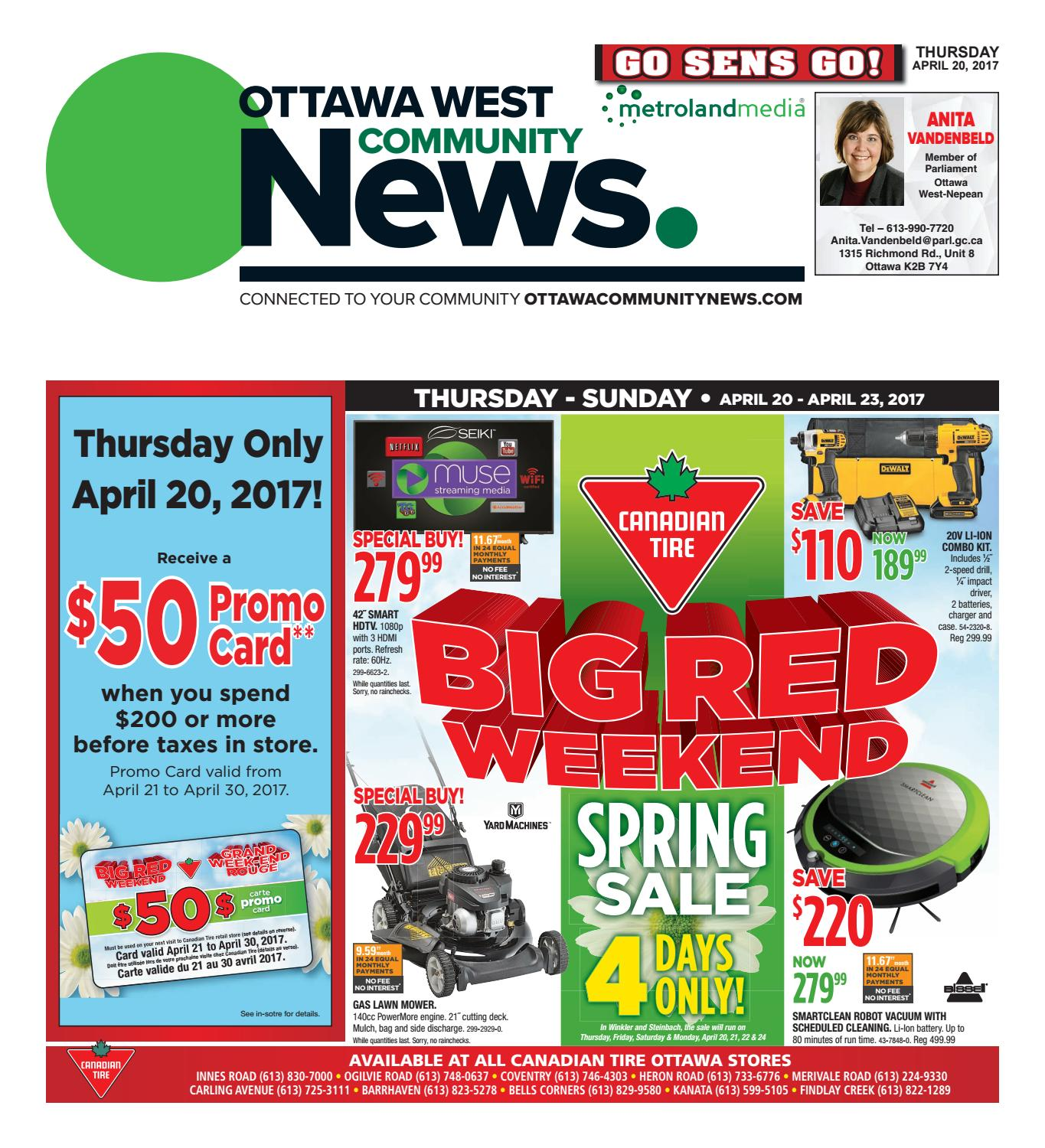 Ottawawest042017 by metroland east ottawa west news issuu fandeluxe Image collections