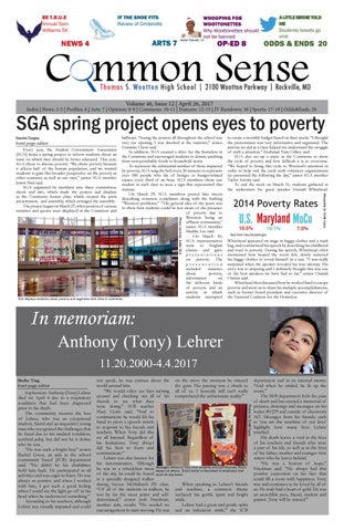 Issue 12 April 26, 2017 by woottonnews - issuu