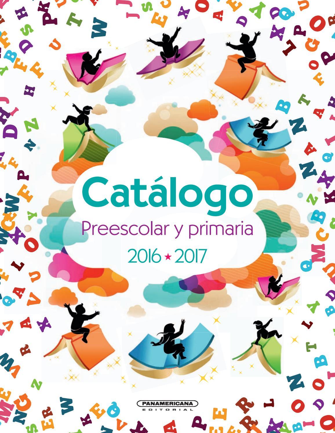 Catálogo primaria 2016 editorial panamericana by Editorial Piedra Santa -  issuu d42eb05d261