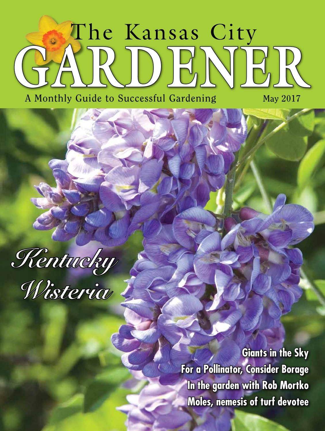 Kcg 05may17 By The Kansas City Gardener Issuu