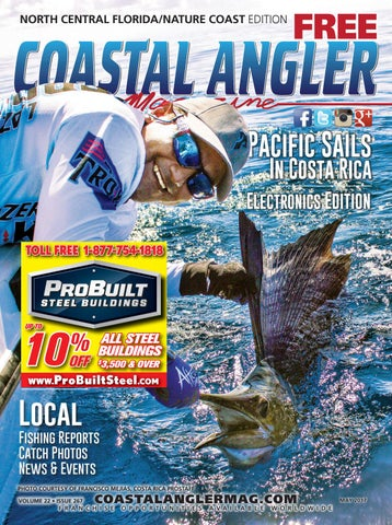 26481caa2d4 Coastal Angler Magazine - May / North Central Florida-Nature Coast ...