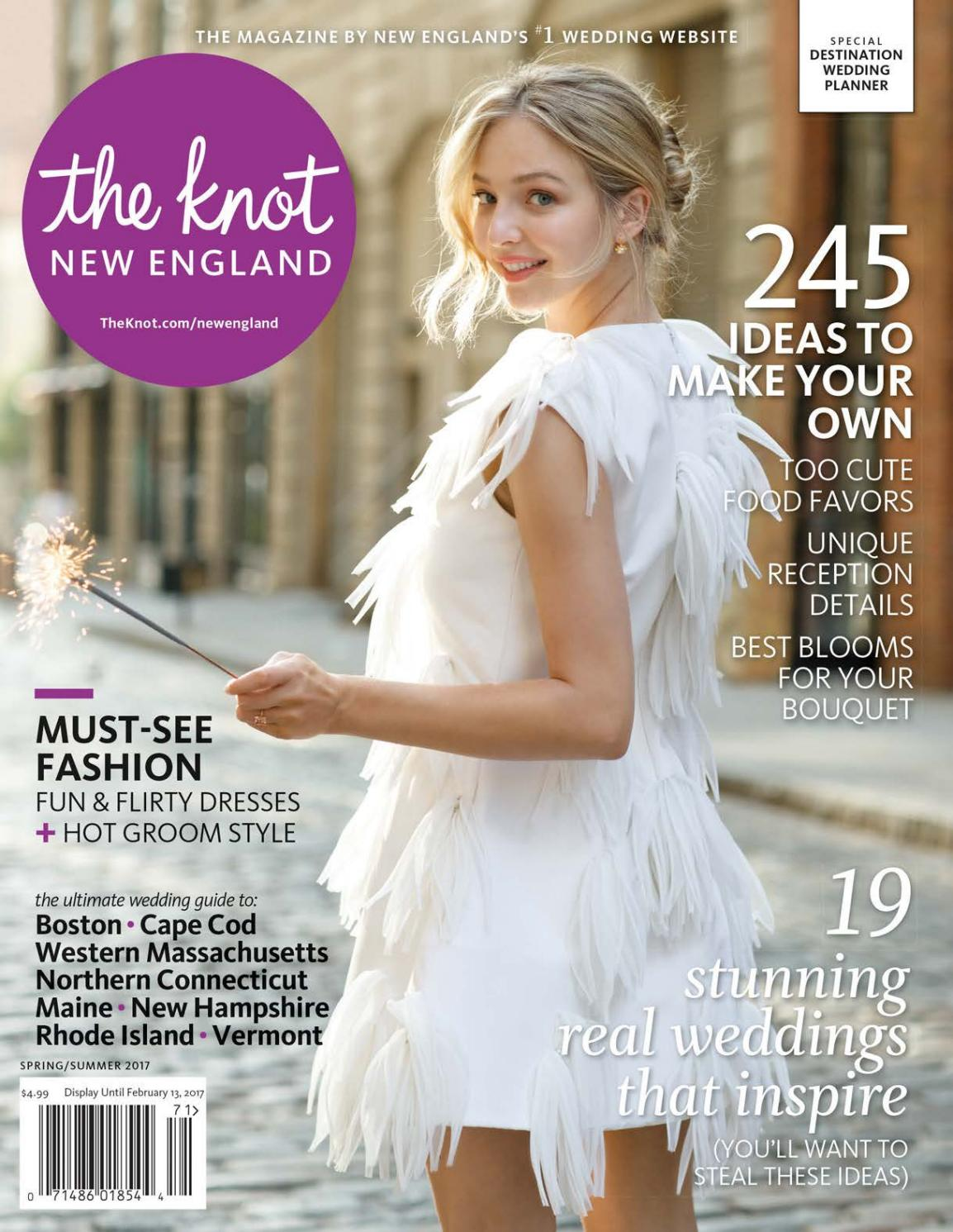 The Knot New England Spring Summer 2017 by The Knot New England - issuu 7c5c37a3a77