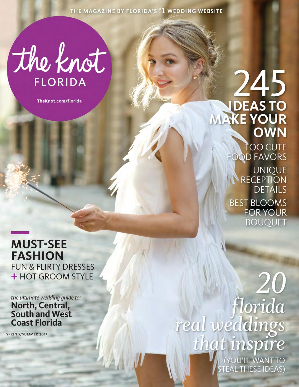 75e2cdc6cf The Knot Florida Spring Summer 2017 by The Knot Florida - issuu
