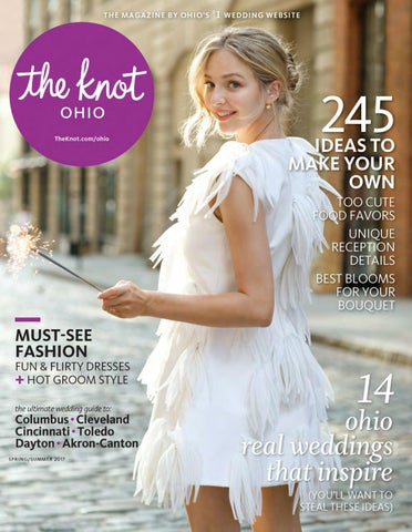 28e519e3caf The Knot Ohio Spring Summer 2018 by The Knot Ohio - issuu