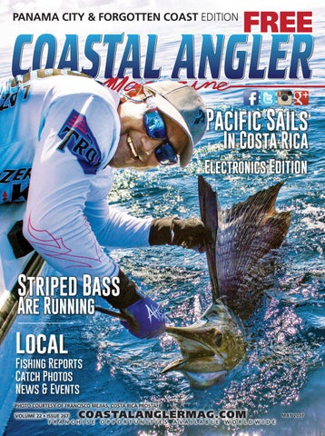 c6b27b4d2b366 Coastal Angler Magazine - May   Panama City   Forgotten Coast by ...