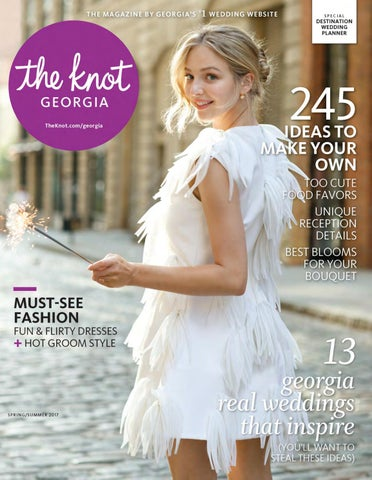 7f670e9b The Knot Georgia Spring/Summer 2017 by The Knot Georgia - issuu