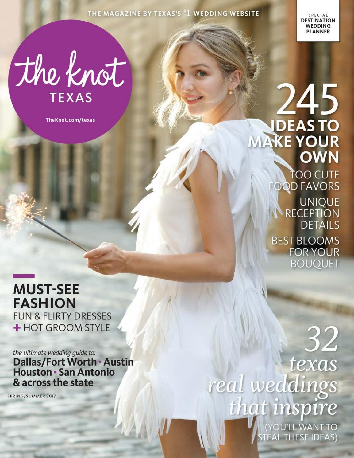 The Knot Texas Spring Summer 2017 by The Knot Texas - issuu ee62ce7459cf