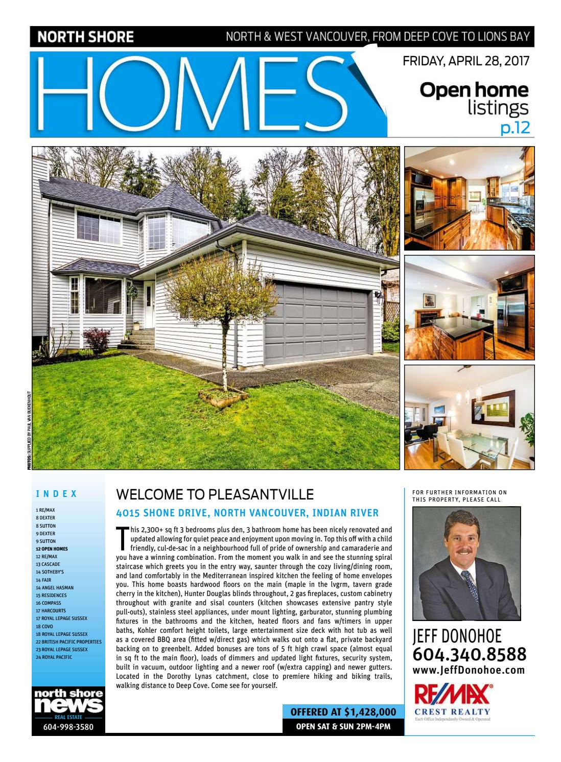 North Shore Homes Real Estate April 28 2017 by NSN Features - issuu