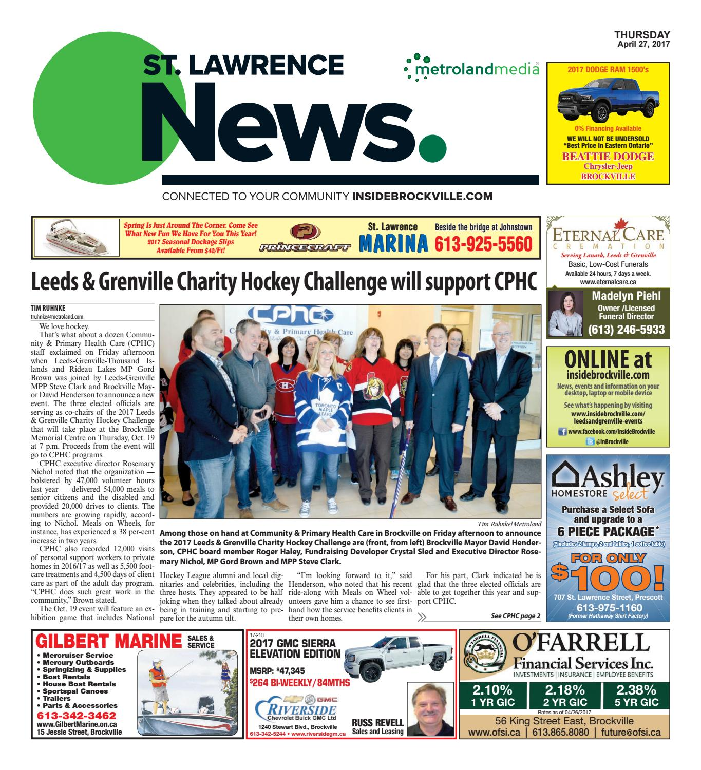 Stlawrence042717 by metroland east st lawrence news issuu fandeluxe Gallery