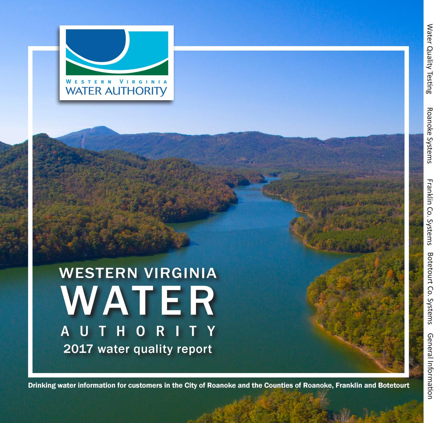 Wasd Drinking Water Quality Report Ccr