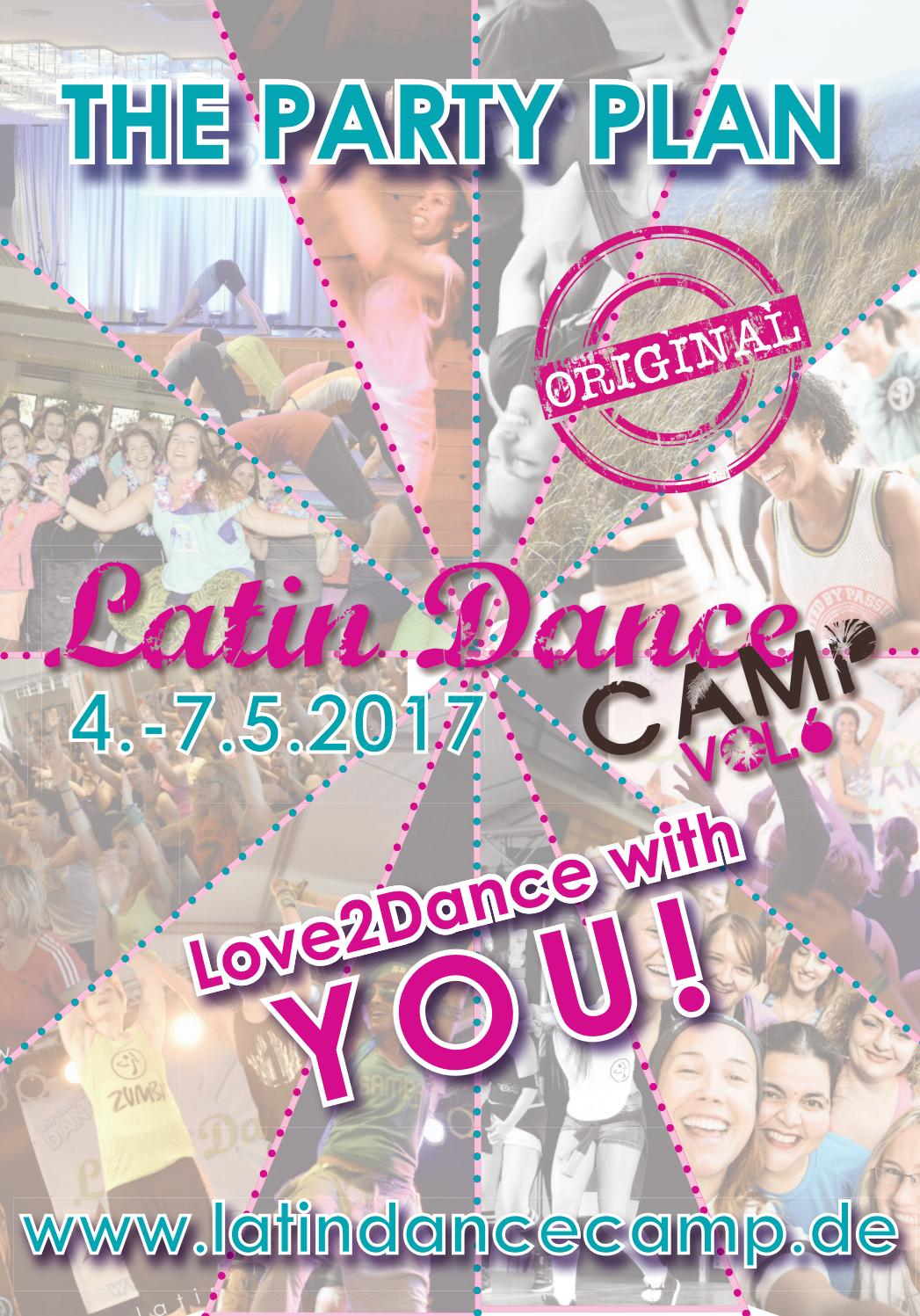 LDC Vol.6 Booklet- The Party Plan by Love2Dance Camp - issuu
