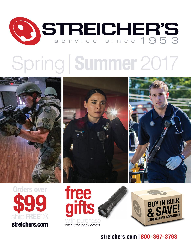 ae86cad7 Streicher's Spring/Summer 2017 Police Supply Catalog by Streicher's ...