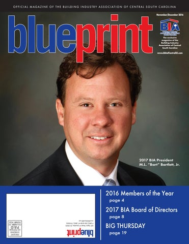 Blueprint december 2016 by building industry association of central page 1 malvernweather Images