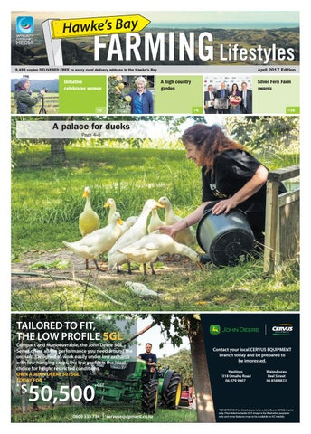 Hawkes bay farming lifestyles april 2017 by integrity community hawkes bay publicscrutiny Gallery