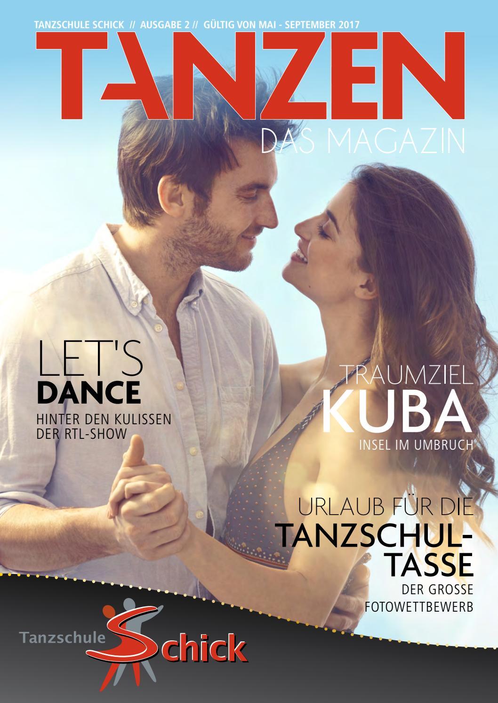 TANZEN - Das Magazin 'Tanzschule Schick' *Ausgabe 2* by