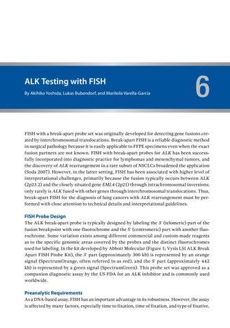 IASLC Atlas of ALK-ROS1 Testing in Lung Cancer by IASLC - issuu