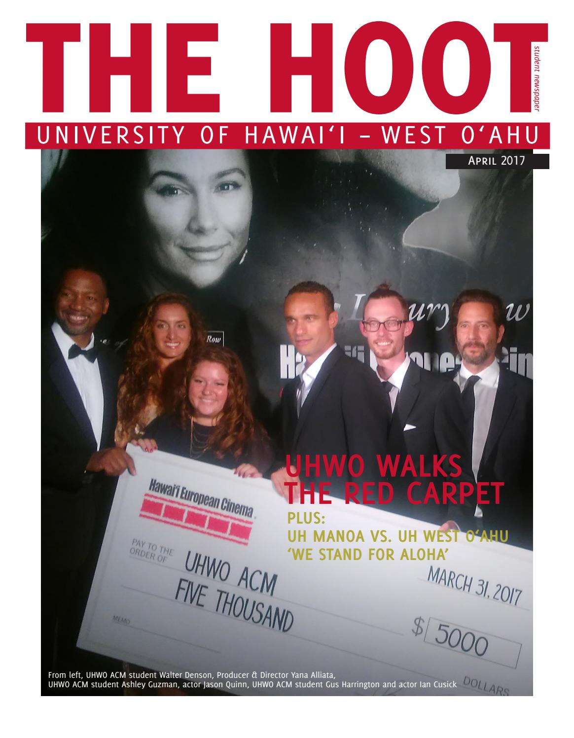 UHWO The Hoot Issue #36 by UHWO The Hoot - issuu